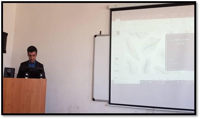 برگزاری جلسه بررسی طراحی «ربات هوشمند چندمنظوره شبکه توزیع و فوق توزیع برق» در مرکز نوآوری دانشگاه پولاد پیچ کار