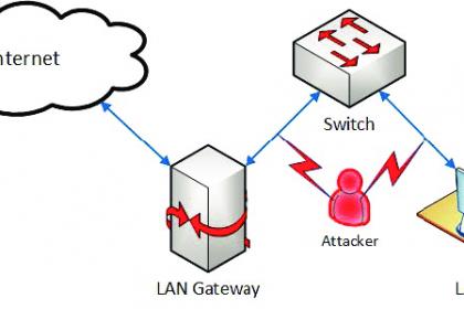 نحوه جلوگیری از حملات ARP در دوربين مدار بسته
