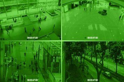 صفحات نمایش دوربین مدار بسته - 2