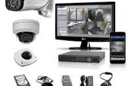 معرفی انواع تجهیزات دوربین مداربسته و کاربرد آن ها