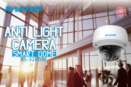 دوربین ضدنور هوشمند Raster سری RS-3200AL