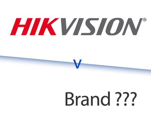 مقایسه برند هایک ویژن با سایر برندهای بی کیفیت و ساختگی