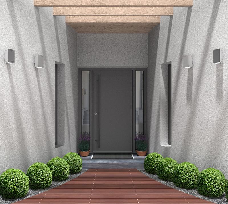 مزایای درب استیل ورودی ساختمان