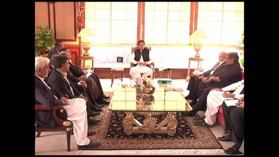 جلسه رییس اتاق با حضور وزیر صنعت و معدن