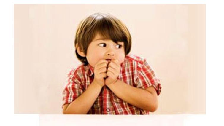 چرا کودک تان از بازی کردن می ترسد؟