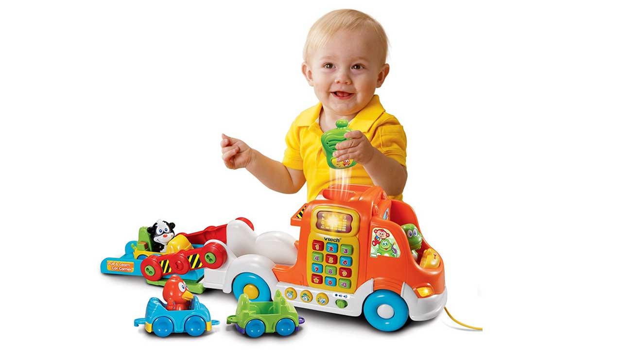 بهترین اسباب بازی برای کودکان زیر 1 تا 3 سال