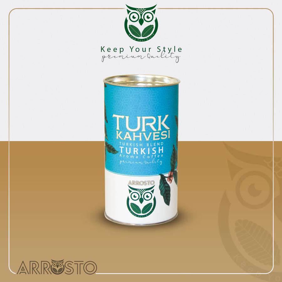 قهوه ترک - TURK KAHVESI