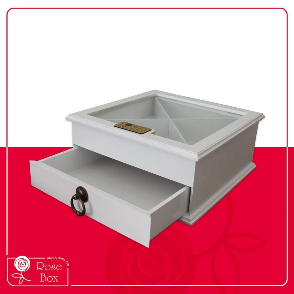باکس VIP دوطبقه -بدون محصول