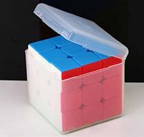 باکس محافظ روبیک 3×3×3 کای وای QiYi Cube Box