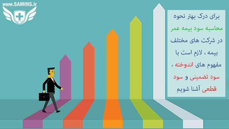 سود بیمه عمر سامان | کدام شرکت بیشترین سود بیمه عمر را پرداخت می کند؟