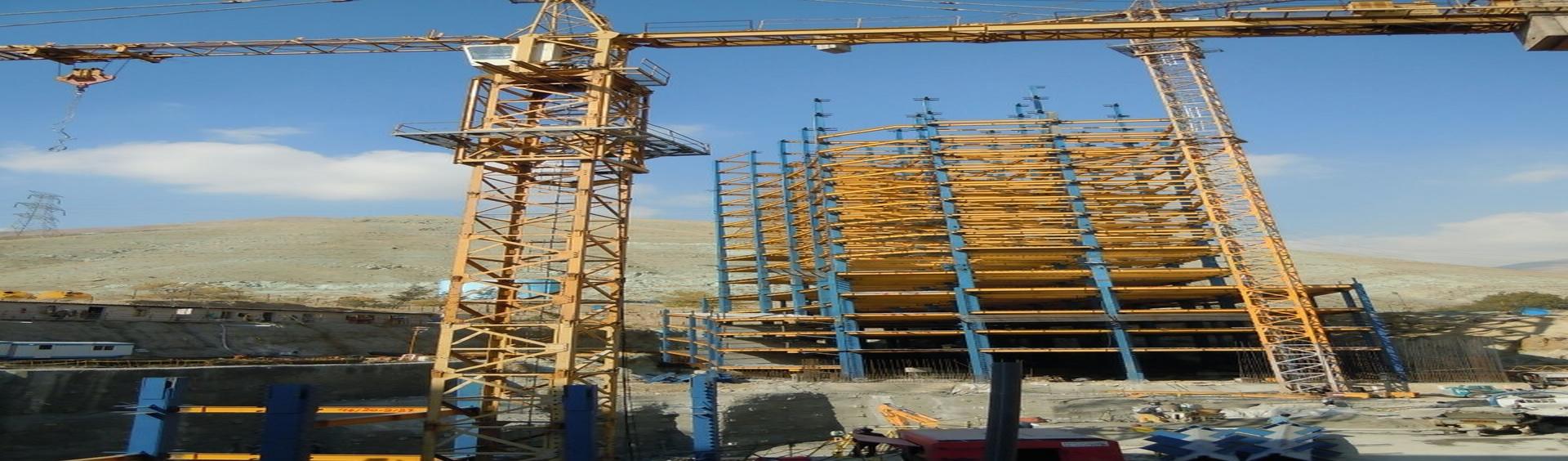 پروژه مسکونی 2000 تنی آرمیتاژ