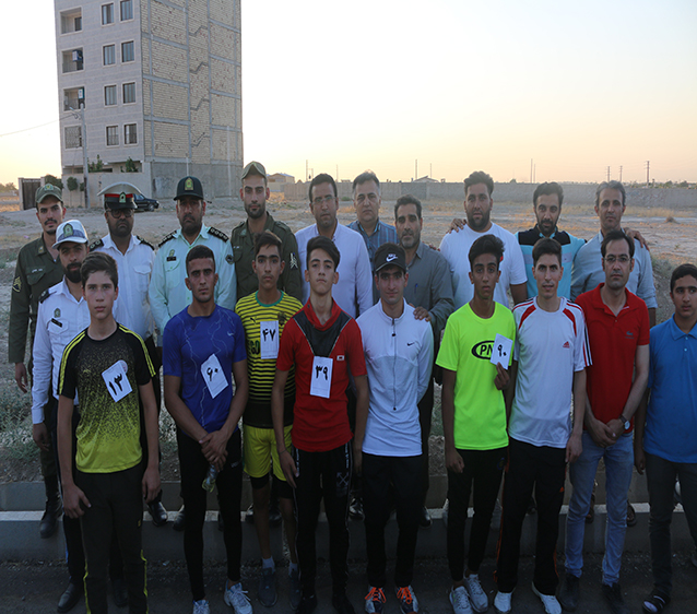 برگزاری مسابقات محله ای در شاهدشهر - دو میدانی