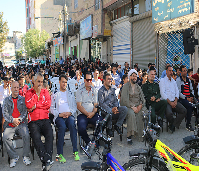برگزاری مراسم جشن عید سعید غدیرخم در شاهدشهر