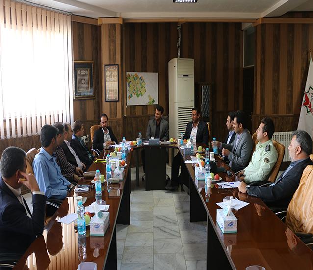 برگزاری دومین جلسه شورای اداری شاهدشهر