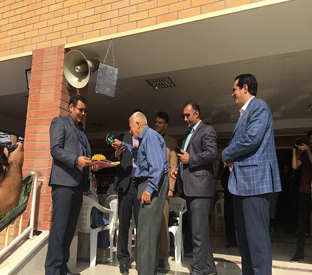 آئین بازگشایی کلاس اولی ها در شاهدشهر