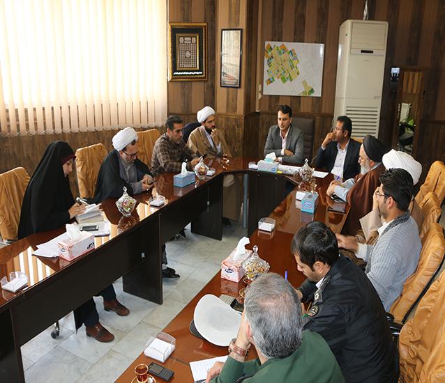 تشکیل کمیسیون فرهنگی شهرداری شاهدشهر