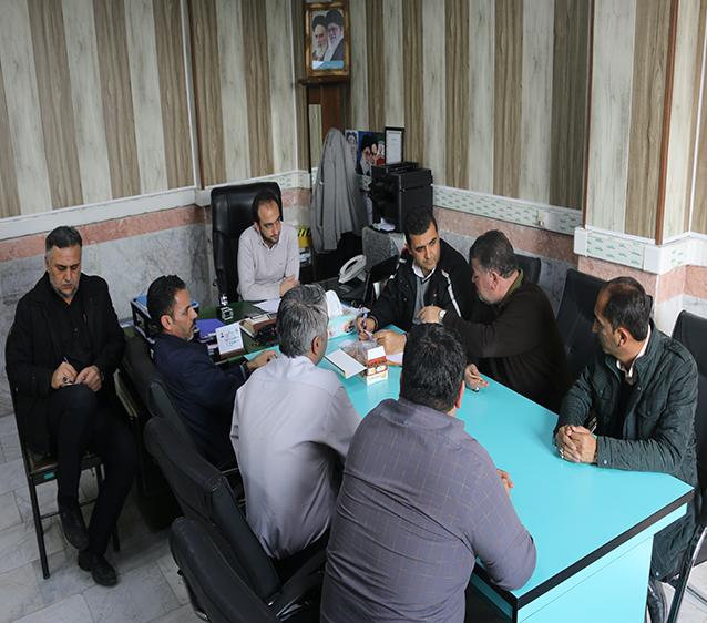 سومین جلسه کمیسیون پدافند غیر عامل در شهرداری شاهدشهر برگزار شد