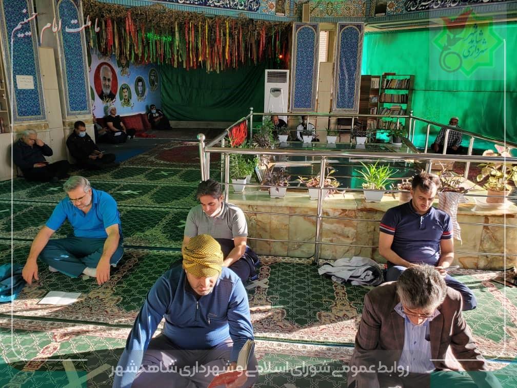 برگزاری سی امین هفته گروه کوهنوردی نشاط و سلامتی شهرداری شاهدشهر