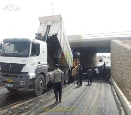 دسترسی ضلع جنوب اتوبان تهران ساوه ، شهر را از بن بست خارج کرد