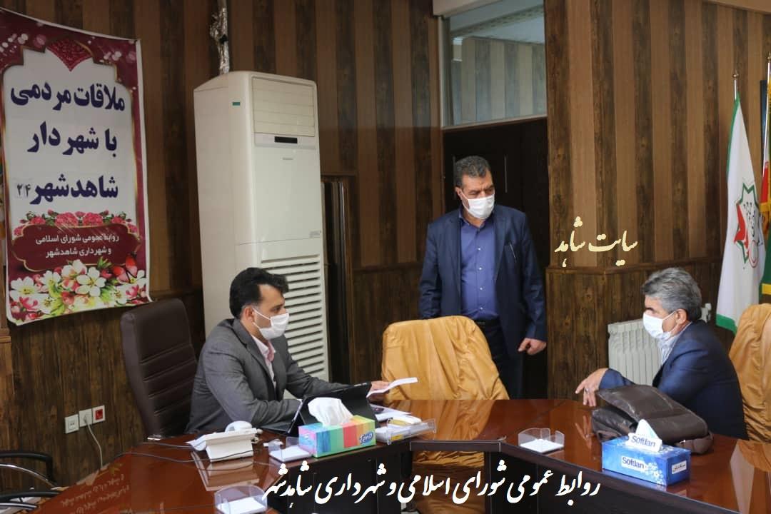 بیست و چهارمین ملاقات هفتگی شهردار با شهروندان