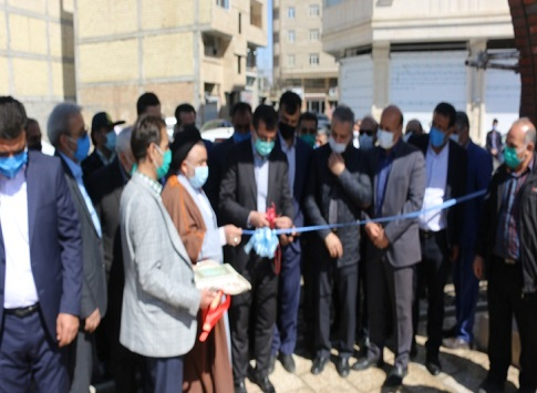 آیین افتتاح و بهره برداری از بوستان امیرکبیر شاهدشهر