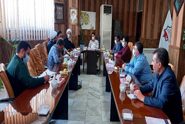 جلسه کمیسیون فرهنگی اجتماعی شورا و شهرداری شاهدشهر برگزار شد