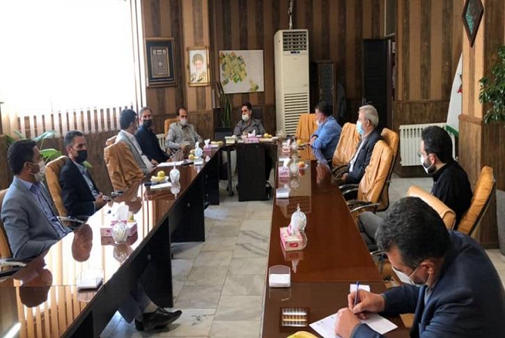 اولین جلسه شورای معاونین شهرداری شاهدشهر برگزار شد