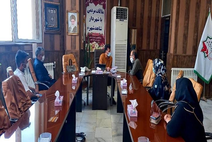 ششمین دیدار هفتگی شهردار با شهروندان شاهدشهر