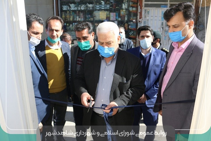 افتتاح دفتر نمایندگی نظام مهندسی ساختمان در شاهدشهر