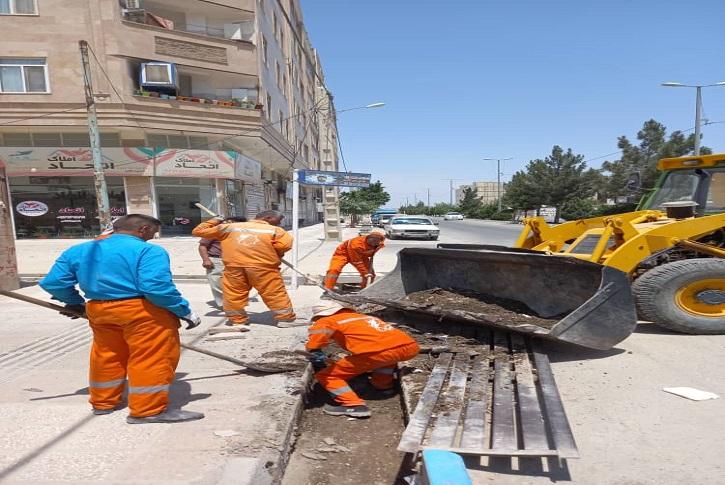گام دوم اجرای طرح خدمات رسانی و پاکسازی محله به محله در شاهدشهر