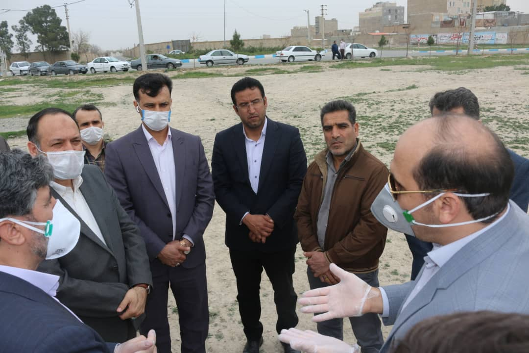جلسه مشترک کمیته امداد امام خمینی(ره) و شهرداری شاهدشهر