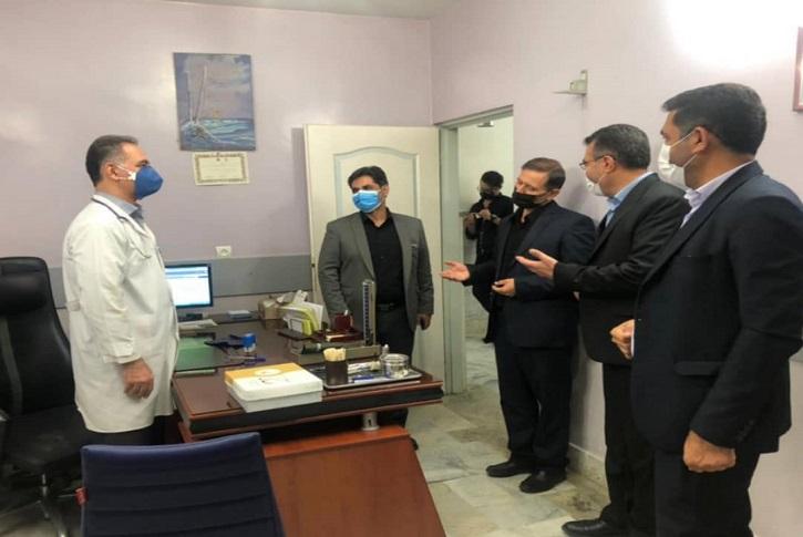 تجلیل از مدافعان سلامت در شاهدشهر با هدف گرامیداشت روز پزشک