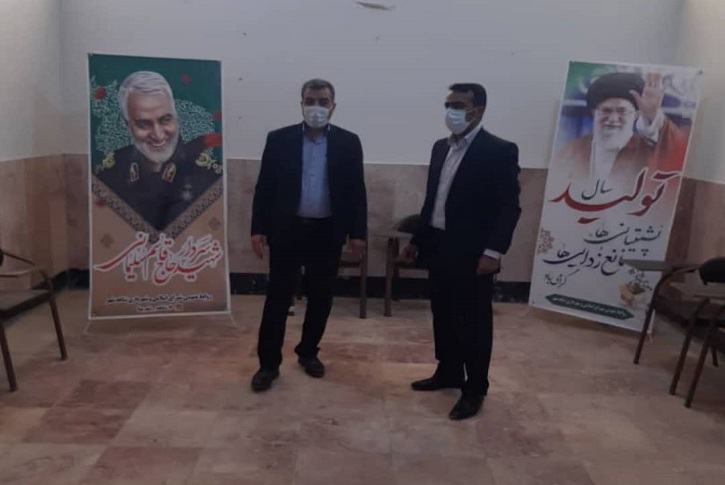 بازدید رئیس کمیسیون فرهنگی اجتماعی شورا از پروژه های فرهنگی و ورزشی شهرداری شاهدشهر