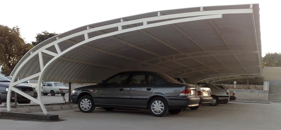 پارکینگ، استخر و انباری