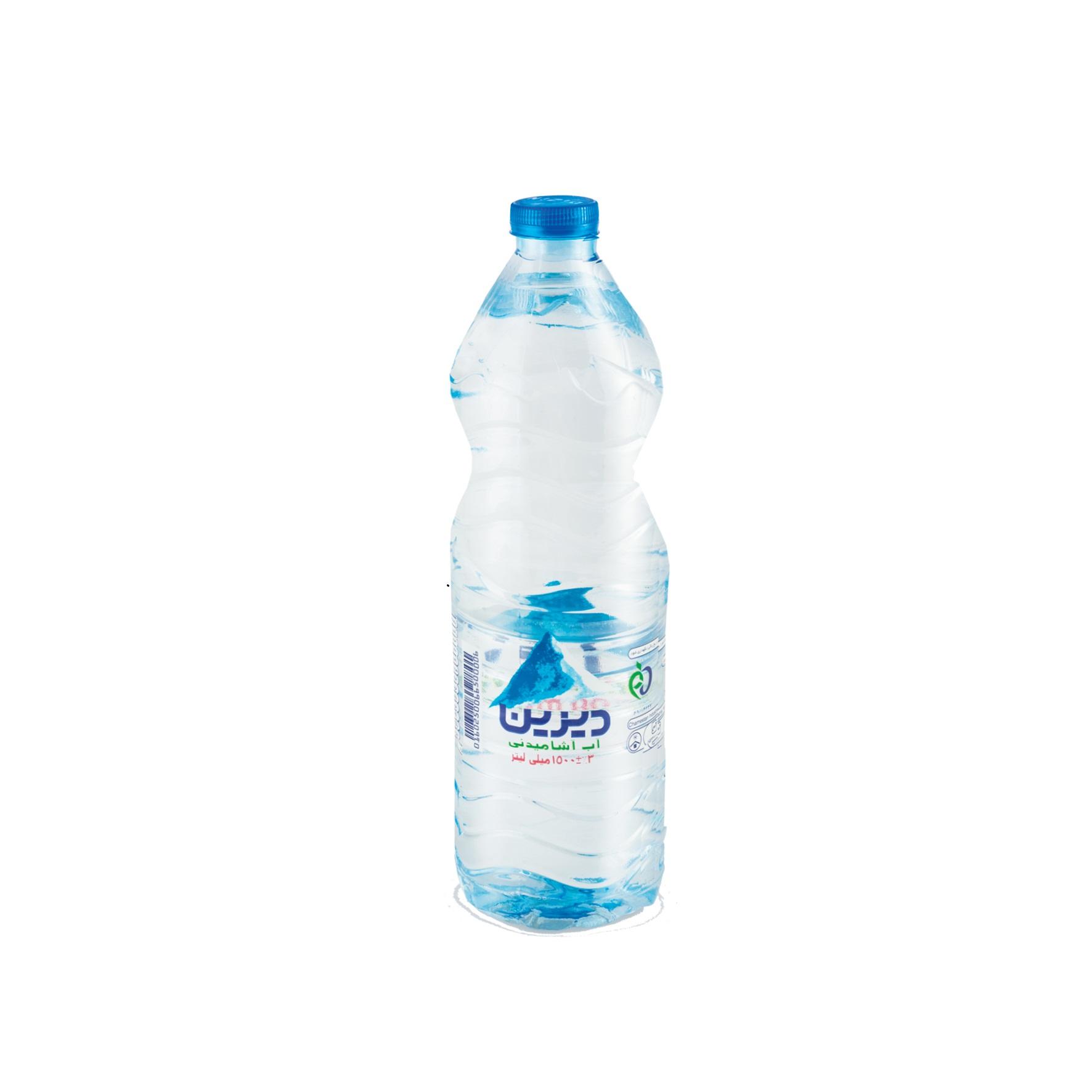 آب آشامیدنی 1500 سی سی