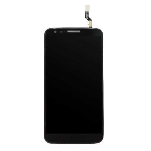 LG G2 D802 Europe Display LCD Touch Digitizer Lens Glass Complete With Frame