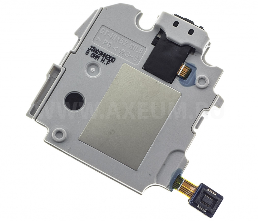 Samsung Galaxy Mega 5.8 GT-I9150 GT-I9152 Duos Memory Speaker Ringer Buzzer With Headphone Connector Module