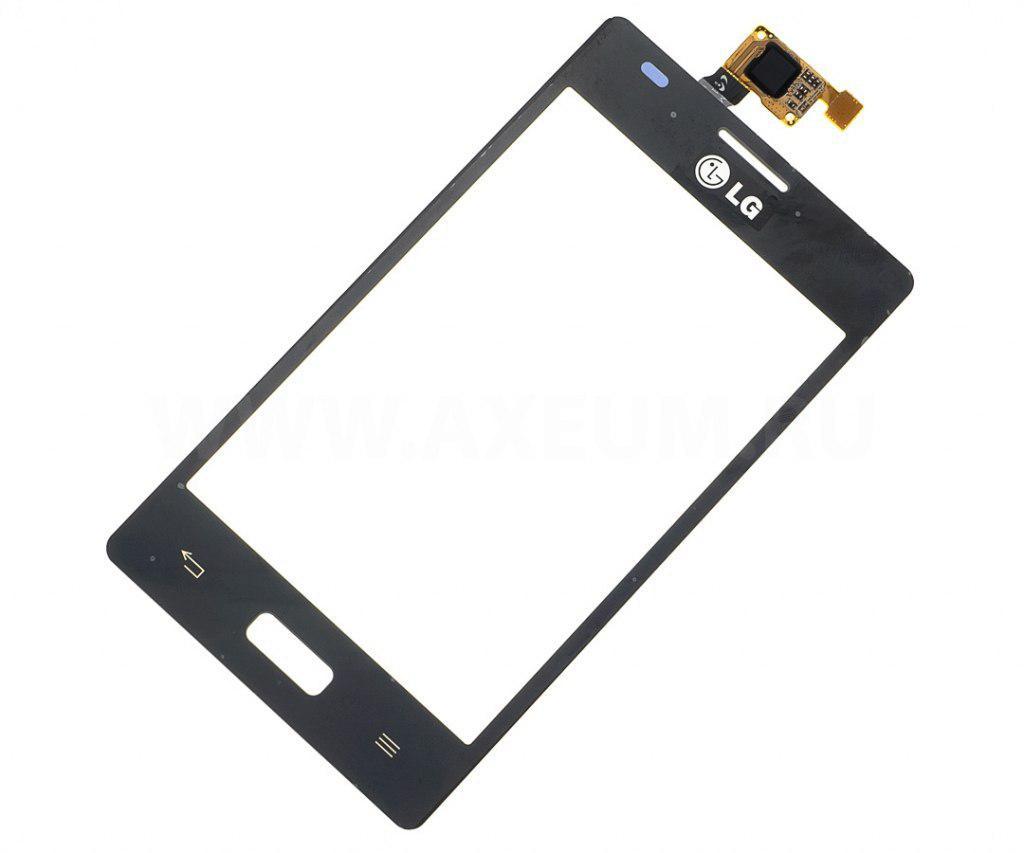 LG Optimus L5 E610 E612 Dual Sim Touch Digitizer Screen Panel Glass