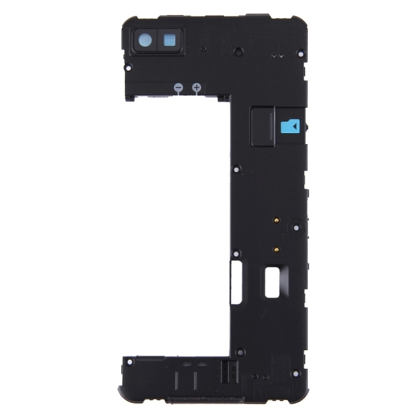 BlackBerry Z10 Middle Housing Cover Buzzer With Antenna Lens Camera Glass Module (-2 Version)