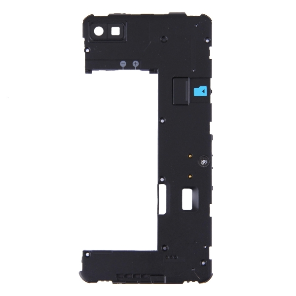 BlackBerry Z10 Middle Housing Cover Buzzer With Antenna Lens Camera Glass Module (-4 Version)