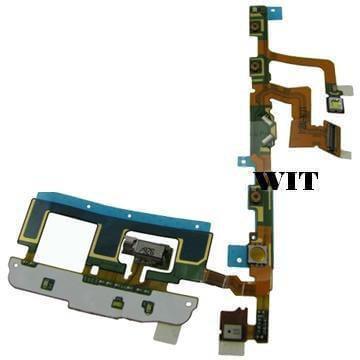Sony Ericsson Vivaz U5i Kurara Microphone / Volume / Camera Flex Cable
