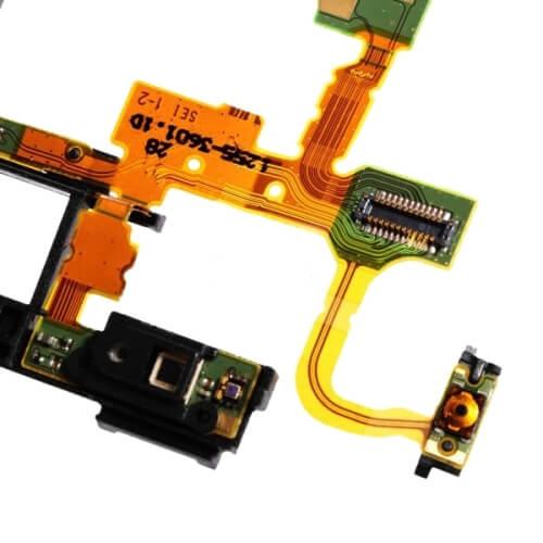 Sony Xperia TX / LT29i Hayabusa Power Button Flex Cable & Handset Sensor