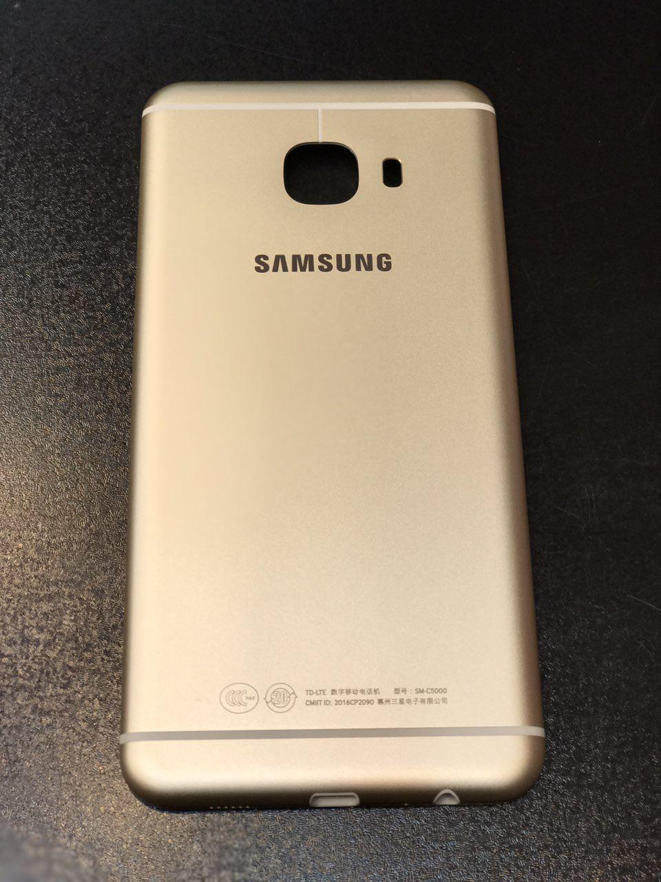 Samsung Galaxy C5 SM-C5000 Full Original Cover Housing Faceplate Body Panel Complete Parts