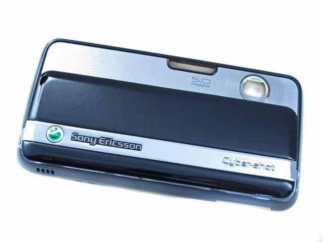 Sony Ericsson C903 Middle Frame