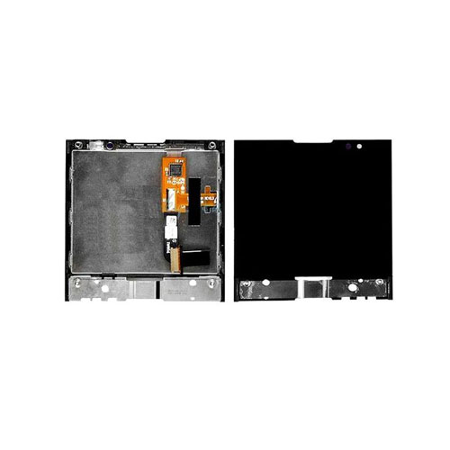 تاچ ال سی دی گوشی بلک بری BlackBerry Porsche Design P9981