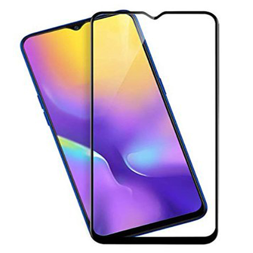 محافظ صفحه نمایش گلس مدل تمام صفحه و تمام چسب مناسب برای گوشی موبایل گلکسی سامسونگ Samsung SM-M305F Galaxy M30