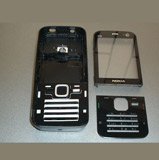 Nokia N78 / RM-235 / RM-236 Full Original Cover Housing Faceplate Body Panel Complete Parts