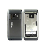 Nokia N8 / RM-596 Full Original Cover Housing Faceplate Body Panel Complete Parts