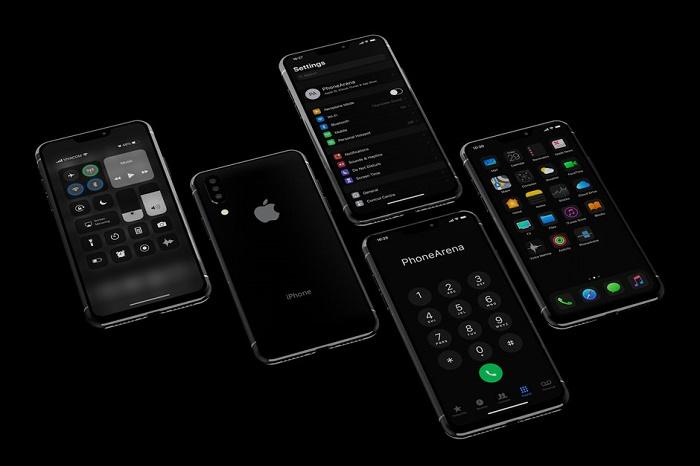 رندرهایی از آیفون 11 با سیستمعامل iOS 13 در حالت تاریک منتشر شد