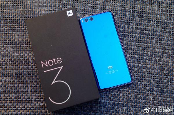دوربین موبایل میان رده Mi Note 3 امتیاز 90 را در تست DxOMark دریافت کرد
